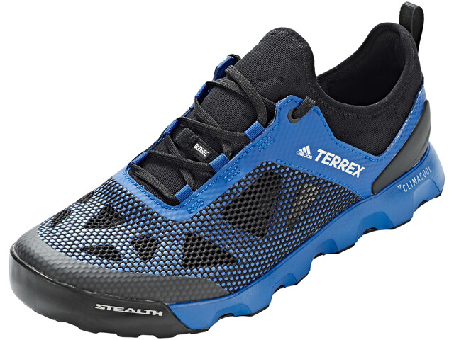adidas TERREX CC Voyager Aqua Shoes Men Blue Beauty/Core Black/Grey One